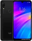 Xiaomi Redmi 7 3/64gb Black Global Version
