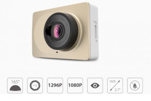 Xiaomi Yi Smart Dash Camera Grey