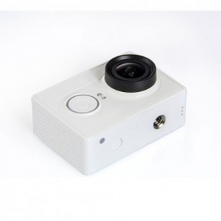 Xiaomi Yi Action Camera Basic Edition (белый)