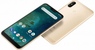 Xiaomi Mi A2 Lite 3/32GB Gold Global Version