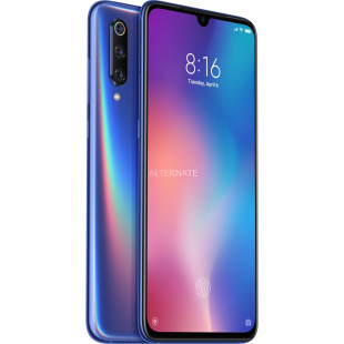Xiaomi Mi 9 6/64GB Blue Global Version