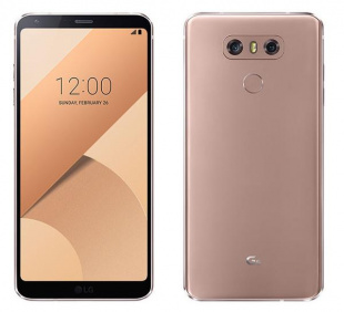 LG G6 64Gb Gold (H870DS)