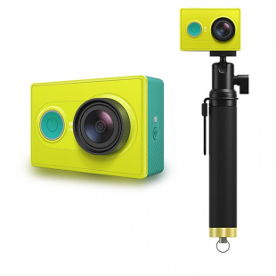 Xiaomi Yi Action Camera Travel Edition (жёлтый)