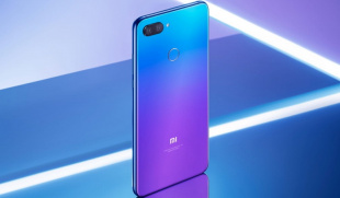 Xiaomi Mi 8 Lite 4/64gb Blue Global Version