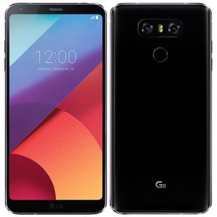 LG G6 64Gb Black (H870DS)